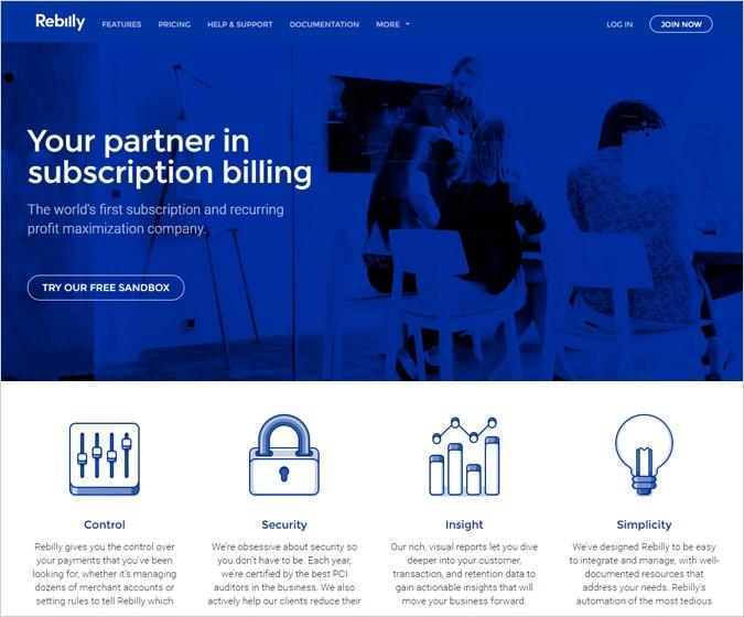 Rebilly Recurring Billing API Tool