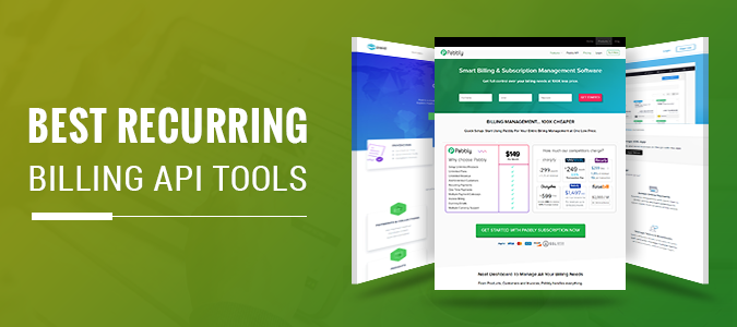 Recurring Billing API Tools