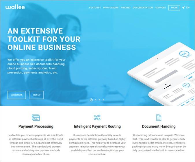 Wallee Recurring Billing API Tool