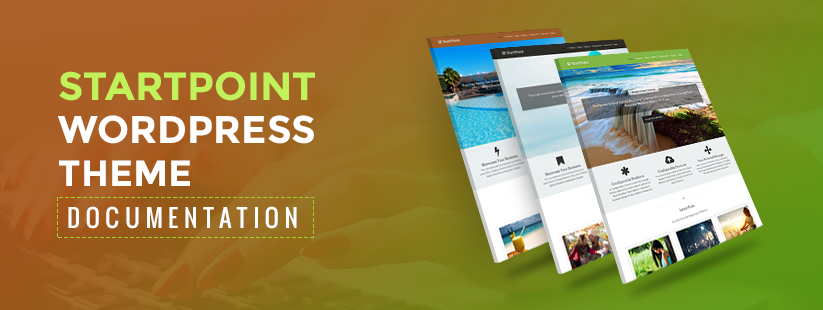 StartPoint WordPress Theme Documentation