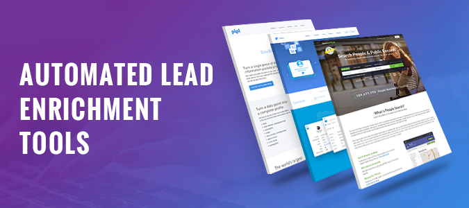 Lead Enrichment Tools