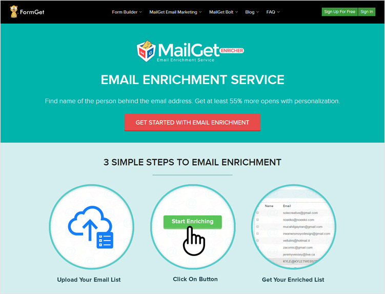MailGet-Enricher-Lead-Enrichment-Tools