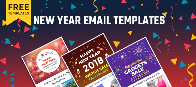5 new year holiday email templates 0 download now
