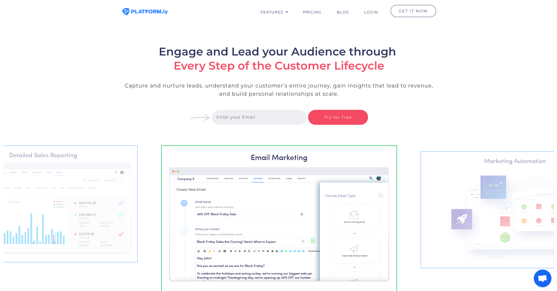 Platformly - Best Email Marketing Services