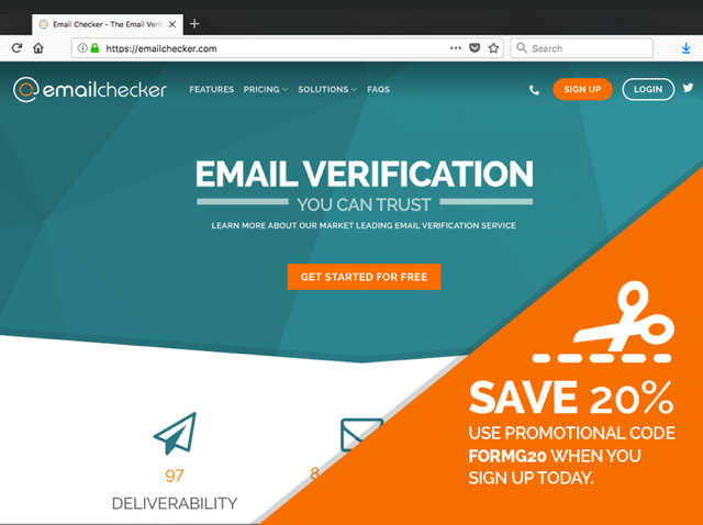 Email Checker