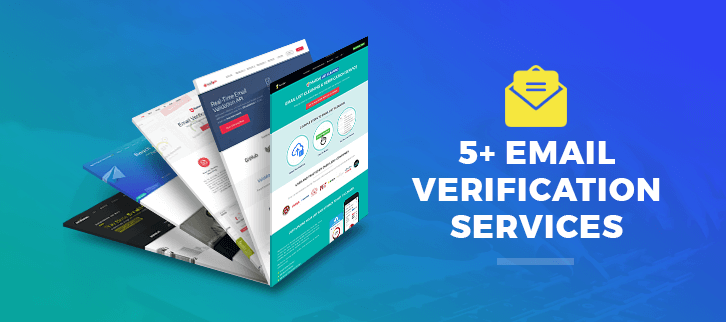 Email Verification Services 2018