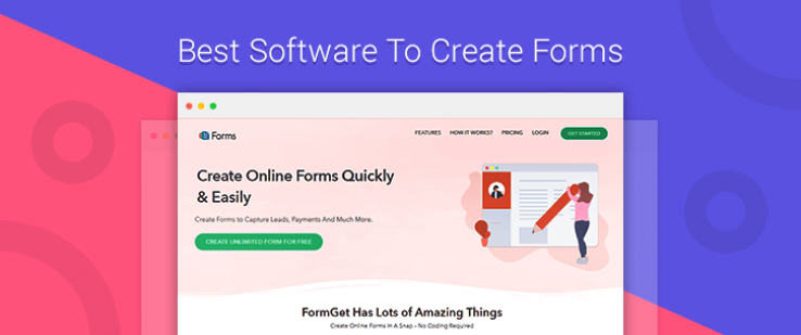 5+ Best Software To Create Forms At 10x Cheaper Rate