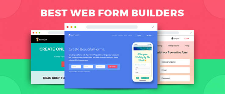 6+ Web Form Builders   Logical Forms Secured By reCAPTCHA