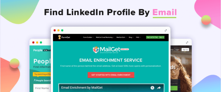4+ Lead Enrichment Tools: Find LinkedIn Profile By Email