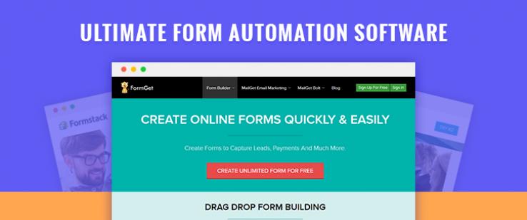 6+ Ultimate Form Automation Software   Build Unique Forms