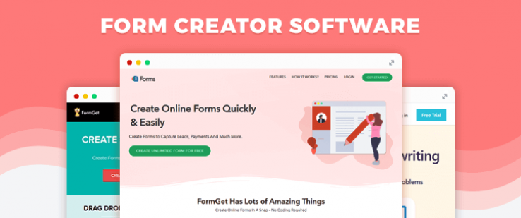 5+ Best Form Creator Software   Generate Forms In Few Clicks
