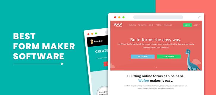 Form Maker Software