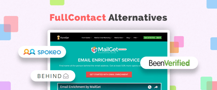 4+ Economic FullContact Alternatives: Starting From $1.99