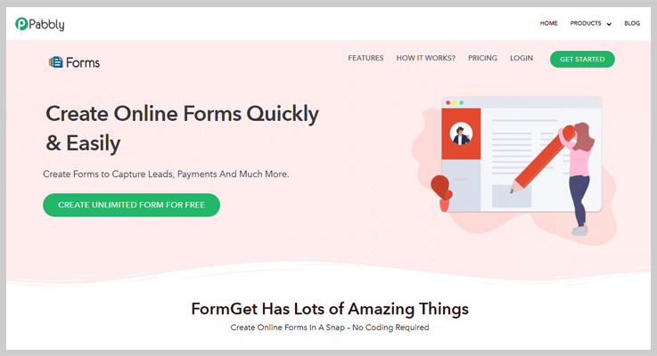 Pabbly Forms Advance PayPal Payment Form