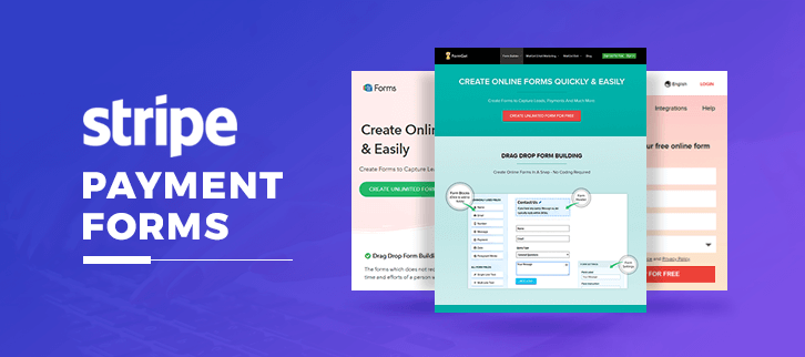 Stripe Payment Forms