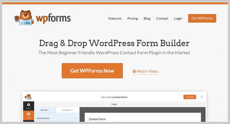 WPForms Online Form Builders