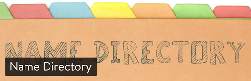 Name Directory WordPress Theme