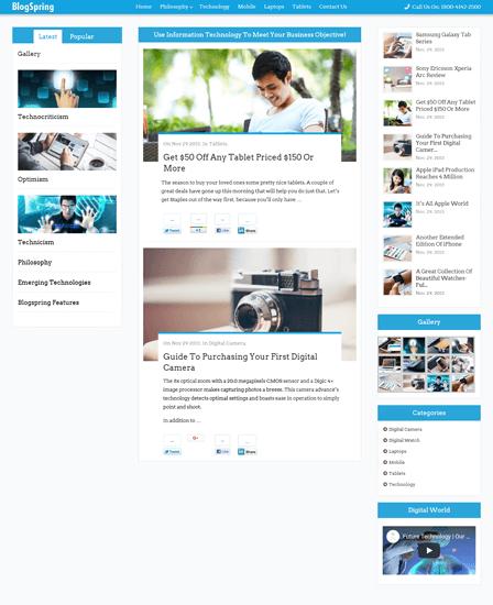 BlogSpring