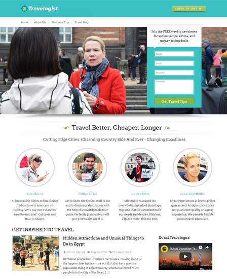 Travelogist
