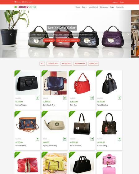 LuxuryStore