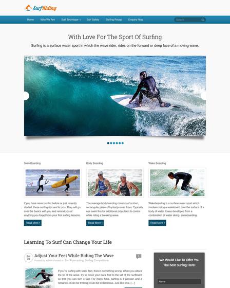 SurfRiding