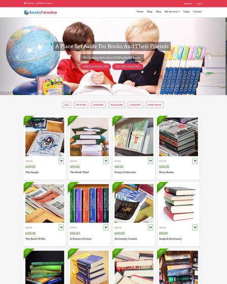 BooksParadise