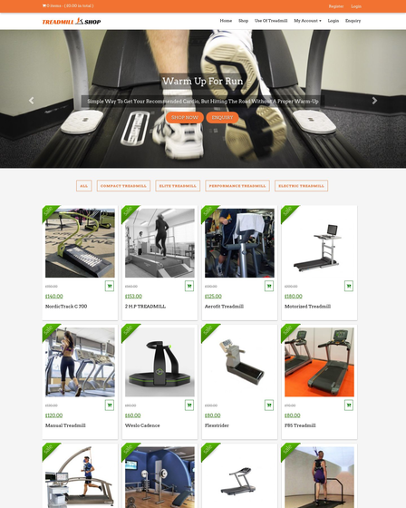 TreadmillShop