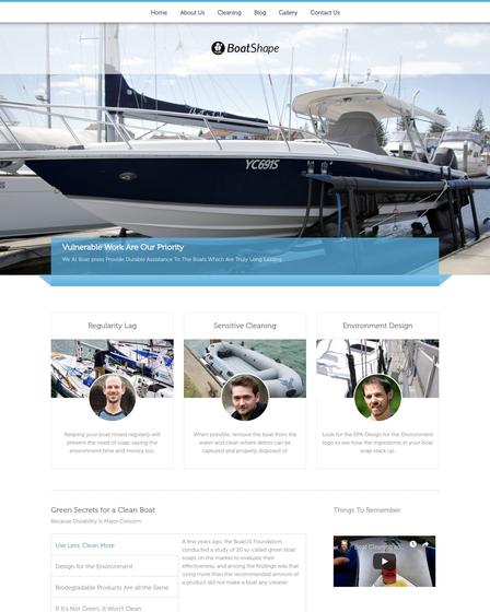 BoatShape