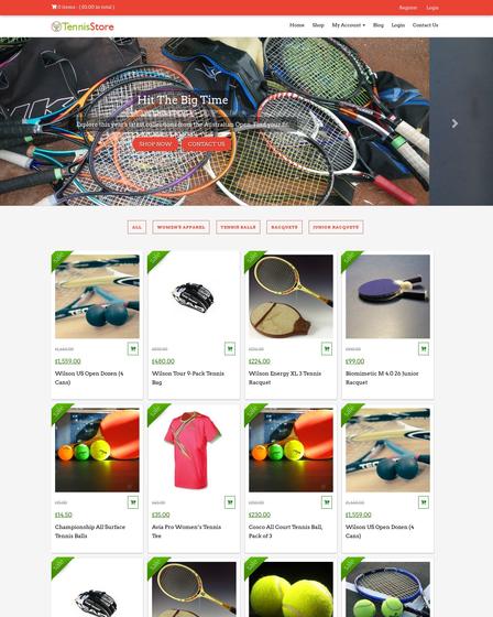 TennisStore