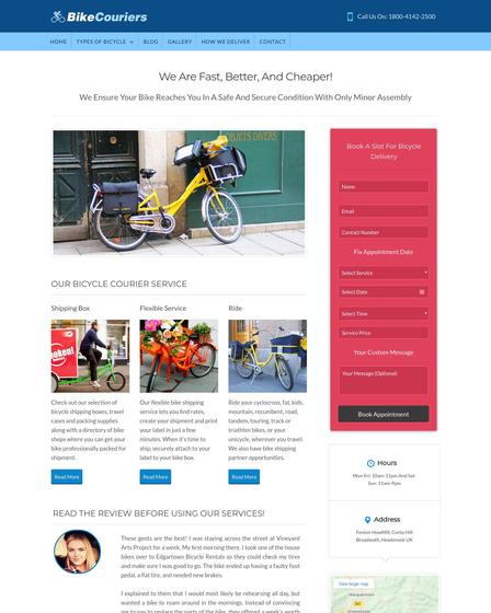 BikeCouriers