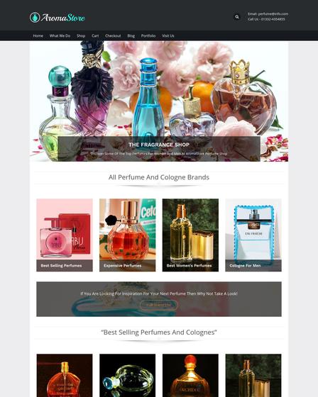 AromaStore