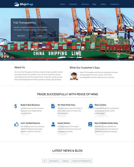 ShipDrop