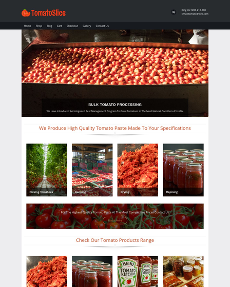 TomatoSlice