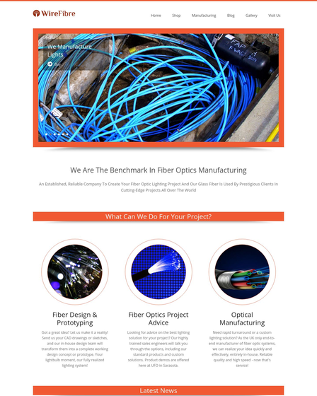 WireFibre