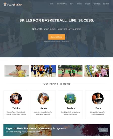 ScoreBasket