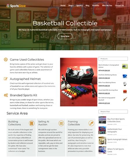 SportsStore