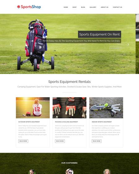 SportsShop