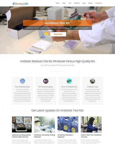 Antitoxin