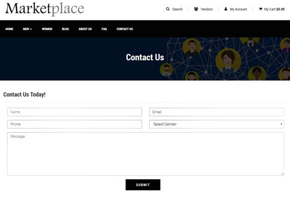 eMarketplace-