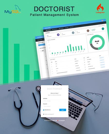 Patient Management PHP Script