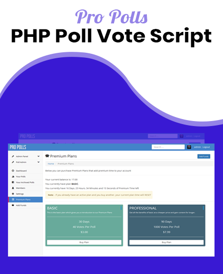 Polling PHP Script