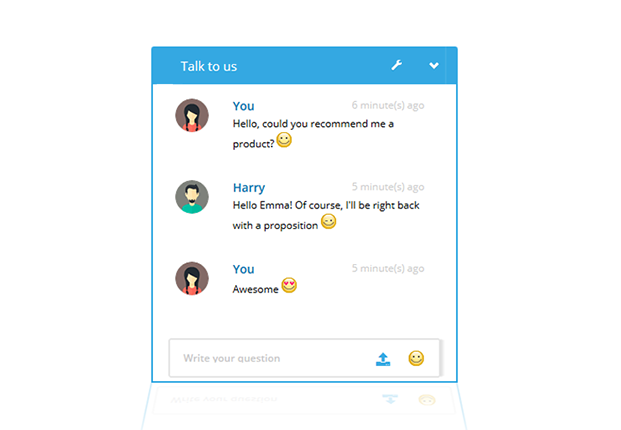 PHP Live Chat Pro Script