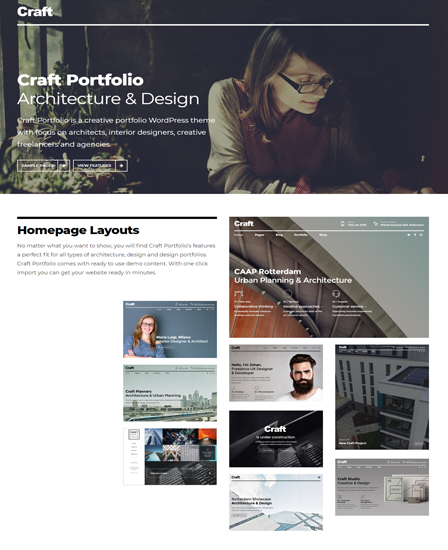 WordPress Interior Design Theme