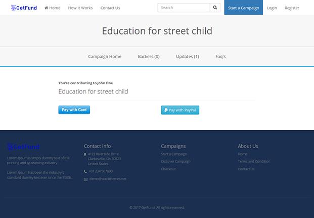 Education Contributing