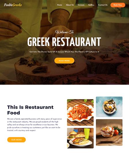 FoodieGreeko