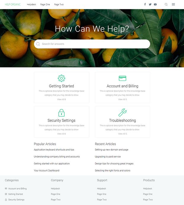 Help Organic