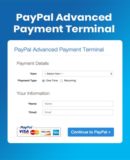 PayPal Advanced Payment Gateway- PHP Script