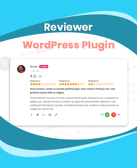 Reviewer WP Plugin