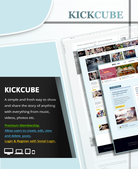 KickCube Featured Image