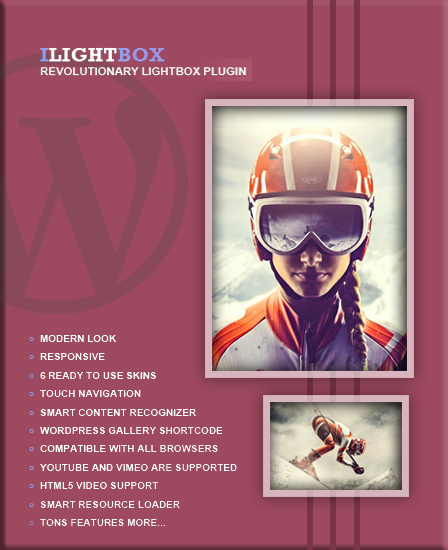 iLightBox WordPress Lightbox Plugin